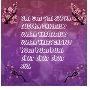 vajrayogini mantra2