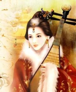 china wangzhaojun-one-of-four-beauties-of-ancient-china