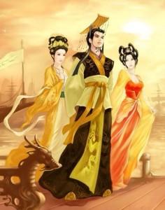 gele keizer