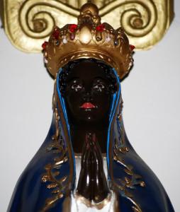 zwarte madonna
