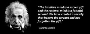 the-intuitive-mind-is-a-sacred-gift-albert-einstein