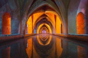 water-reflectie