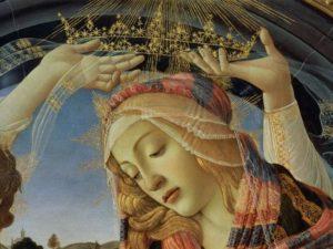 Sandro Botticelli 'Madonna del Magnificat'